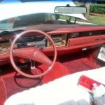 1977 Oldsmobile Delta 88 Convertible Interior