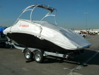 2011 Yamaha AR240 Ski & Wakeboard Boat Import