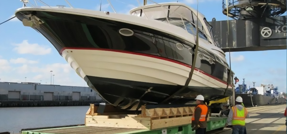 Boat Shipping Services