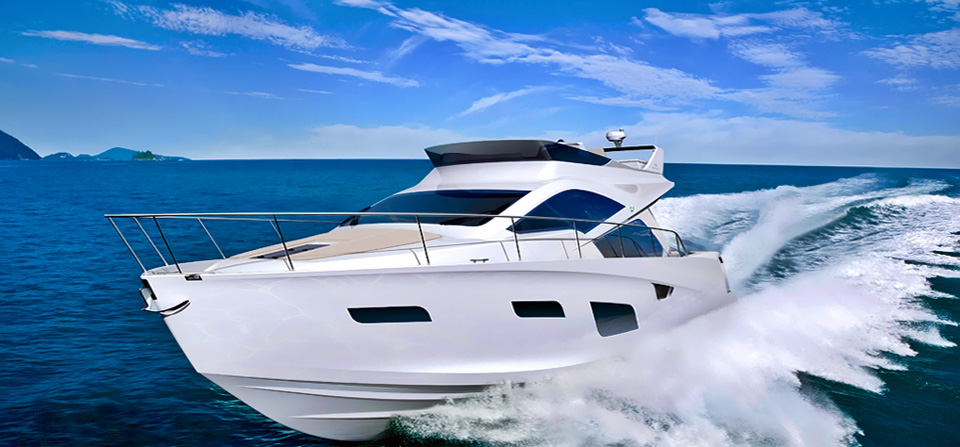 Import a Dream Boat Express Cruiser From USA