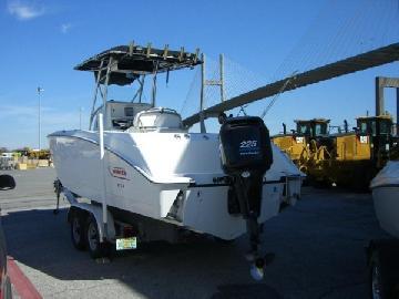 Boston Whaler Fishing Boat Import