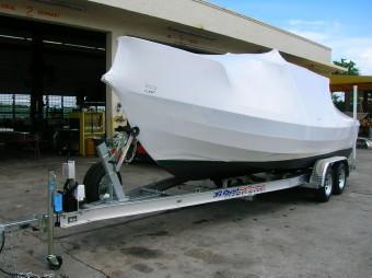 C-Dory 22 Boat Import