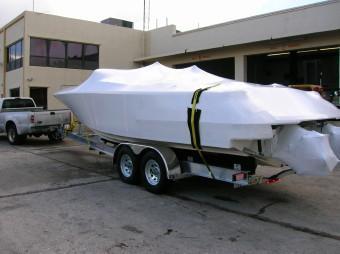 Chris Craft 28 Corsair Boat Import