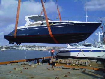 Chris Craft 40 Roamer Import