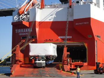 Houseboat Cruiser Import