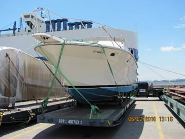 Luhrs 340 Sports Fisherman Boat Import