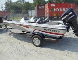 Nitro 482 Bass Boat Import