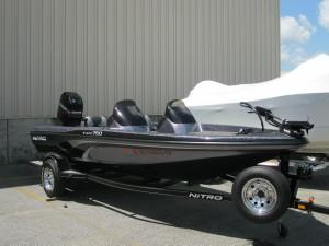 Nitro NX 750 Tounament Bass Boat Import