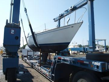 Pearson 32 Sail Yacht Import