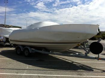 Searay 225 Boat Import