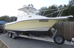 2005 Seaswirl Striper
