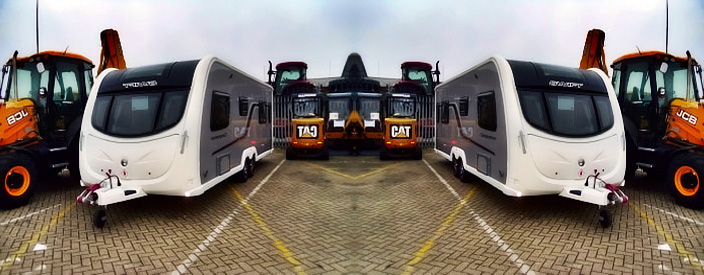 Swift Conqueror Caravan