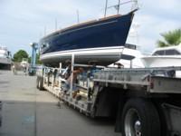 Tartan 3700 Sailing Yacht Import