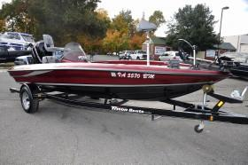 Triton 18 Explorer Bass Boat Import