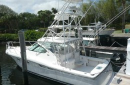 36 ft 2007 Tiara 3600 Open